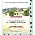 BOCAGE, BELLES PAGES