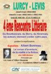 4e Rencontre Littéraire Lurcy-Lévis