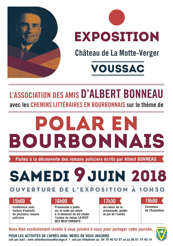 ALBERT BONNEAU_FlyerA5_PolarEnBourbonnais
