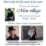 Balade théâtralisée «Mon Village» Par la Compagnie en La